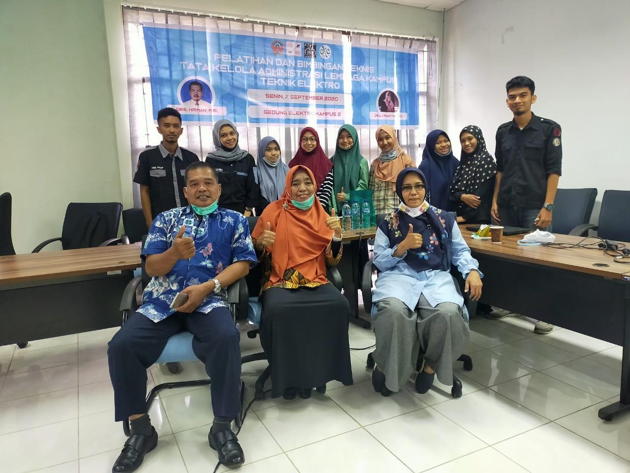 Pelatihan dan Bimbingan Teknis Tata Kelola Administrasi Lembaga Kampus