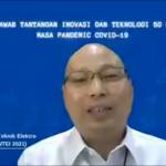 Keynote Speaker, Muhammad Ayub Rizal, S.T., M.Com.