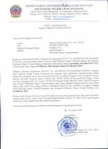 D4 TKJ Akreditasi sebelum 2014